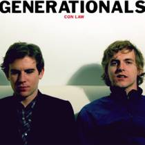 Picture of a band or musician: Generationals
