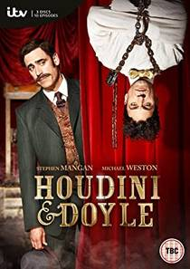 Picture of a TV show: Houdini And Doyle