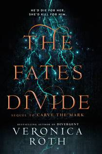 Picture of a book: The Fates Divide