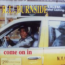 Picture of a band or musician: R.L. Burnside