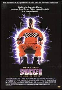 Picture of a movie: Shocker