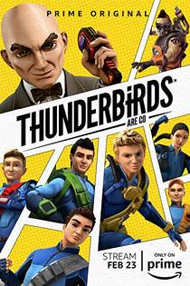 Picture of a TV show: Thunderbirds Are Go