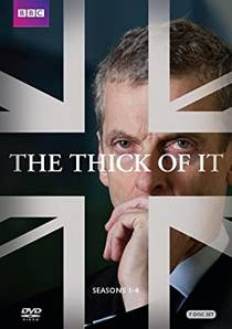 Picture of a TV show: The Thick Of It