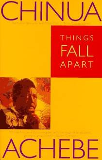 Picture of a book: Things Fall Apart