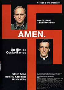 Picture of a movie: Amen.