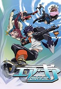 Picture of a TV show: Air Gear