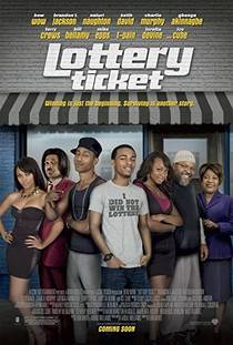 Picture of a movie: Lottery Ticket