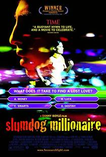 Picture of a movie: Slumdog Millionaire