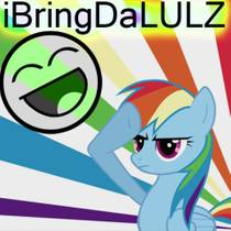 Picture of a band or musician: iBringDaLULZ