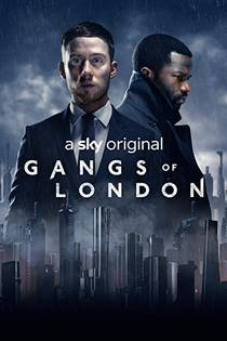 Picture of a TV show: Gangs Of London