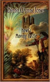 Picture of a book: Howl's Moving Castle