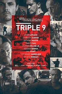 Picture of a movie: Triple 9