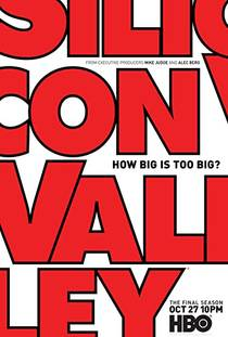 Picture of a TV show: Silicon Valley