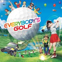 Picture of a game: Everybody's Golf