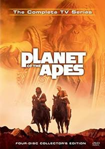 Picture of a TV show: Planet Of The Apes