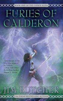 Picture of a book: Furies Of Calderon
