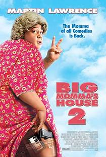 Picture of a movie: Big Momma's House 2