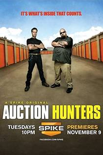 Picture of a TV show: Auction Hunters