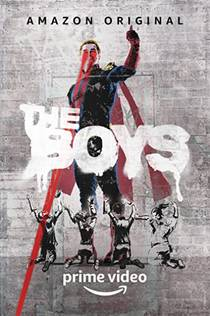 Picture of a TV show: The Boys