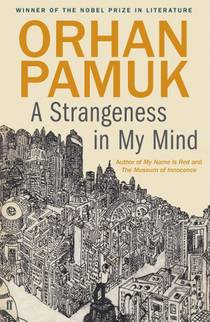 Picture of a book: A Strangeness In My Mind
