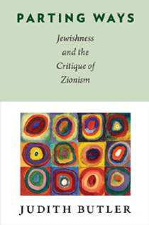 Picture of a book: Parting Ways: Jewishness and the Critique of Zionism