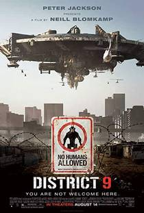 Picture of a movie: District 9
