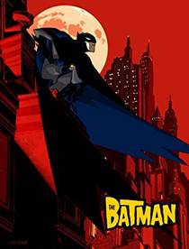 Picture of a TV show: The Batman