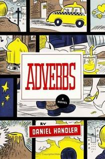 Picture of a book: Adverbs