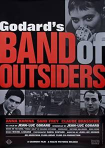 Picture of a movie: Band Of Outsiders