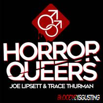 Picture of a podcast: Horror Queers