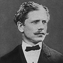 Picture of an author: Ambrose Bierce