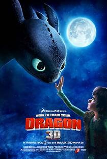 Picture of a movie: How To Train Your Dragon