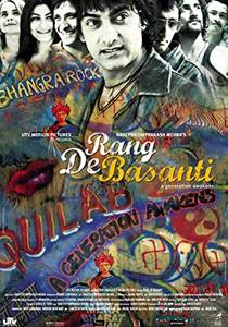 Picture of a movie: Rang De Basanti