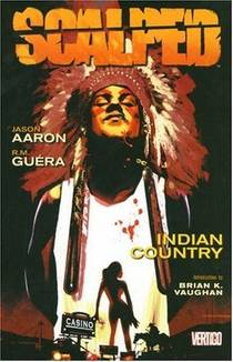 Picture of a book: Scalped, Vol. 1: Indian Country