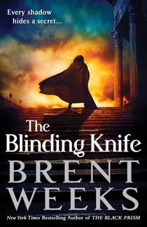 Picture of a book: The Blinding Knife