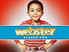 Picture of a TV show: Webster