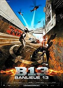Picture of a movie: District B13