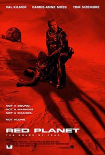 Picture of a movie: Red Planet
