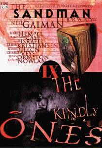Picture of a book: The Kindly Ones