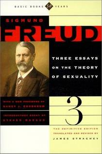 Picture of a book: Three Essays on the Theory of Sexuality