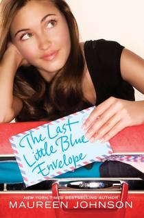 Picture of a book: The Last Little Blue Envelope