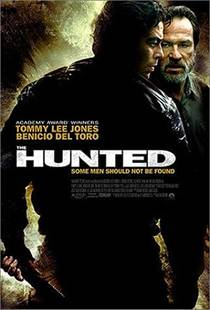 Picture of a movie: The Hunted