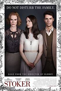 Picture of a movie: Stoker