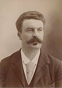 Picture of an author: Guy De Maupassant
