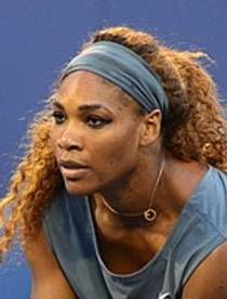Picture of an author: Serena Williams