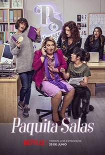 Picture of a TV show: Paquita Salas