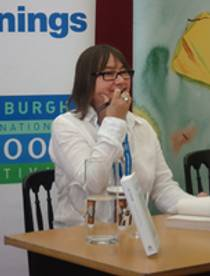 Picture of an author: Ali Smith
