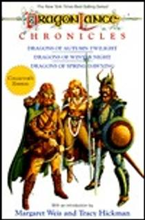 Picture of a book: Dragonlance Chronicles