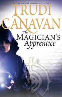 Picture of a book: The Magician's Apprentice