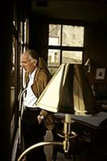 Picture of an author: Thomas Bernhard